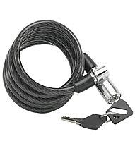 Fuxon Spiral Cable Lock, Black
