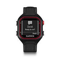 Garmin Forerunner 25 HR, Black/Red