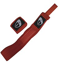 Get Fit Hand Wraps, Red