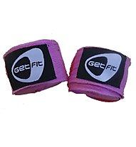 Get Fit Kampfsport Handbandagen, Pink