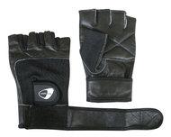 Bekleidung > Bekleidungstyp > Handschuhe >  Get Fit Leder Fitnesshandschuhe