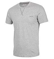 Get Fit Man T-Shirt fitness, Grey Melange