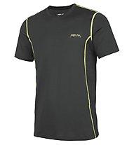 Get Fit Man T-Shirt fitness, Black