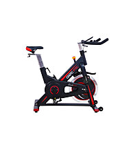Get Fit Rush 451 Speed Bike, Black/Red