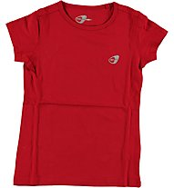Get Fit Fitness Shirt Girl, Red