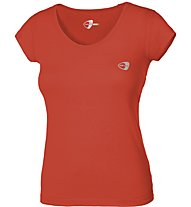 Get Fit Fitness Shirt Damen, Coral