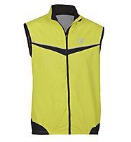 Get Fit Running Vest, Yellow Fluo