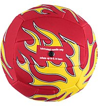 Get Fit Volley Ball Jersyprene, Red/Yellow