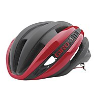 Giro Synthe, Red/Matte Black
