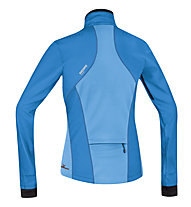 GORE BIKE WEAR ALP-X SO Lady Jacket, Blue