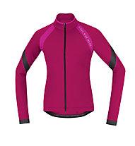 GORE BIKE WEAR Power 2.0 Thermo Lady Jersey, Pink/Black