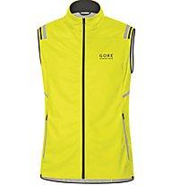 GORE RUNNING WEAR Mythos 2.0 WS SO Light Vest, Yellow