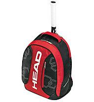 Head Elite Backpack, Black/Red/White
