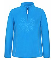 Icepeak Noreen JR Kinder-Fleecepullover für Mädchen, Light Blue