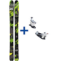 K2 Skis Annex 108 Set: Ski+Bindung