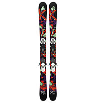 K2 Skis Juvy+Fastrack II 7.0 85 mm