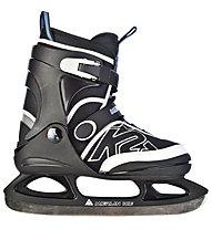 K2 Skis Merlin Jr Ice, Black/White