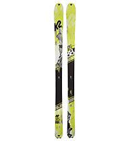K2 Skis Skitourenski - WayBack, Lemon/Black