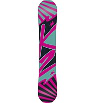 K2 Snowboarding Sky Lite (2012/13) SB Set: Snowboard + Bindung