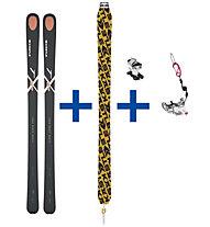 Kästle TX87 Set: Ski + Steigfell + Bindung