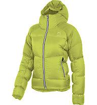 Karpos Artika W Jacket Daunenjacke Damen, Green
