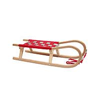 Kathrein Zweisitzerrodel, Red/Grey
