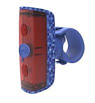 Knog Luce posteriore a LED Pop R, Dark Blue