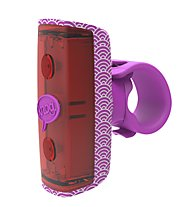 Knog Luce posteriore a LED Pop R, Pink