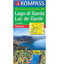Kompass Carta N° 360 1:125.000, 1:125.000