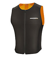 Komperdell Air Vest, Black/Light Orange