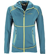 La Sportiva Avail 2.0 hoody W Giacca in pile donna, Blue