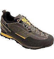 La Sportiva Boulder X, Grey/Yellow