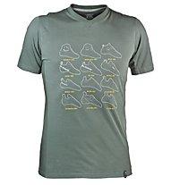 La Sportiva Heritage Klettershirt, Grey