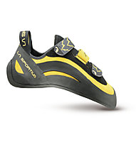 La Sportiva Miura VS, Yellow/Black