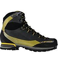 La Sportiva Trango Trk Micro GTX Men Scarpe da Trekking, Grey/Yellow