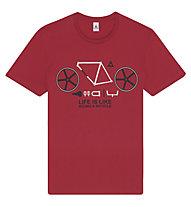 Le Coq Sportif Fanwear Nr.7, Original Rouge
