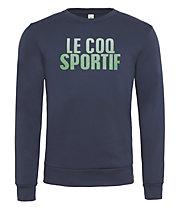 Le Coq Sportif Ligne Logo Charvin Sweatshirt, Dress Blues