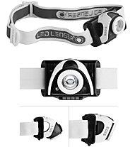 LED Lenser SEO5, Grey