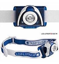 LED Lenser SEO7R, Blue