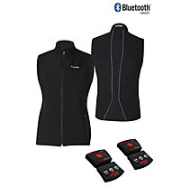 Lenz Heat Vest 1.0 Women, Black