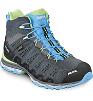 Meindl X-SO 70 Lady Mid GORE-TEX, Türkis/Anthrazit