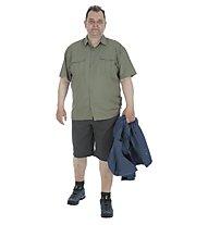 Meru Cordoba camicia a maniche corte trekking, Beige