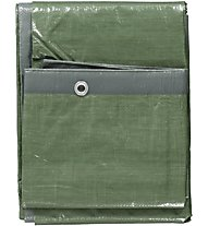 Meru Protective PE Tarpaulin - Schutzplane, Green/Grey