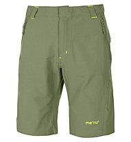 Meru Kamet pantaloni corti trekking, Khaki