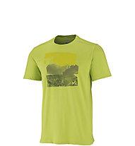 Millet Pokhara T-shirt, Linden Green