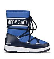 Moon Boot WE Sport Mid Jr - Moon Boot, Azure/Blue Navy