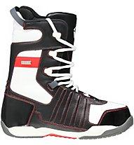 Morrow Truth Sidewall SB Set: Snowboard + Bindung + Boots