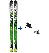 Movement Bond ST Set: Ski+Bindung