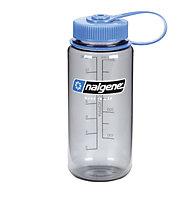 Nalgene 16 Ounce Wide Mouth Silo Bottle, Grey