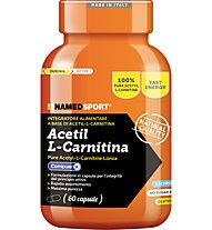 NamedSport Acetyl L Carnitin Nahrungsmittelergänzung 60 Kapseln, 50,4 g (60 capsules)